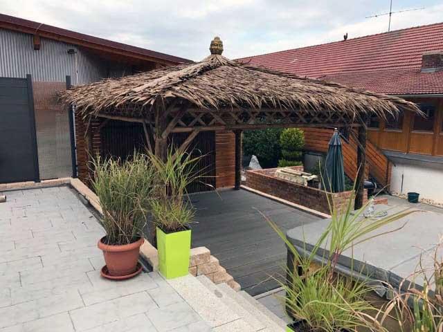 Bambus Pavillion